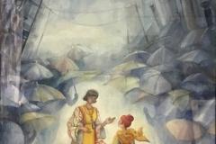 chujkovska-sofiya_-zustrich-70h50-papir-akvarel.-vykladachi-vitkovska-n.-l.-davydova-t.-v.