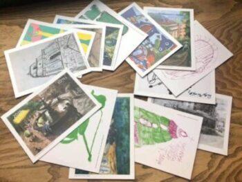 """Конкурс дизайну листівок від Urban Space 500 """"Твори зміни в своєму місті вже зараз"""""""